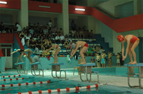 Ministry of Youth and Sports – Indoor Olympic Pools and Sports Facilities
