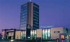 Mercedes Benz Ankara Region Headquarter and Service Center