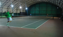 METU Indoor Tennis Court 1