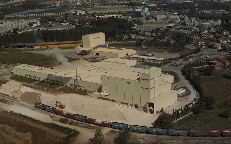Kocaeli Gypsum Board Manufacturing Facilities | Prota Mühendislik