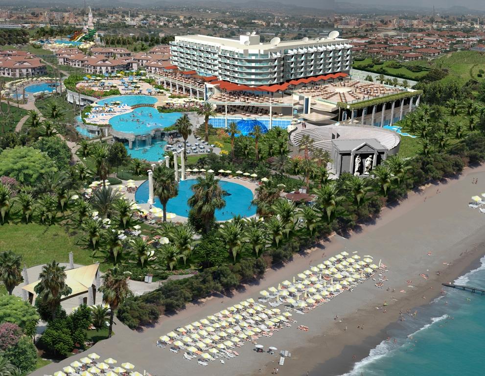 Starlight Resort Hotel Side